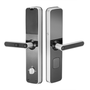 GS Zinc Alloy Smart wifi biometric Fingerprint Access Control Door Lock for Office