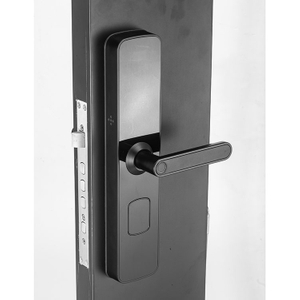 UK OAC Zinc Alloy Smart Biometric Fingerprint Door Lock